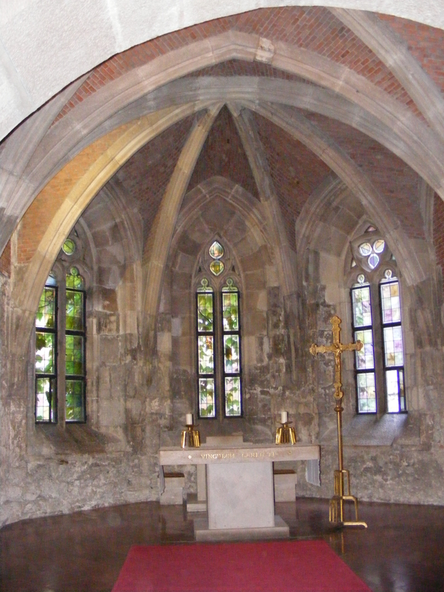 Minden Magyarok Kápolnája (Buda vára)