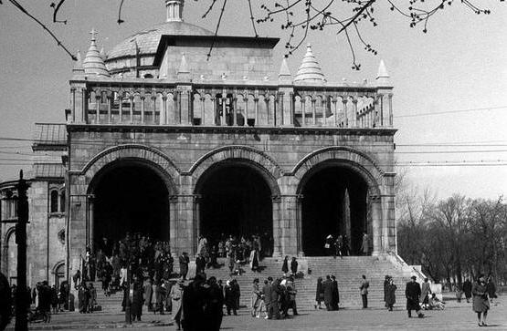 Regnum Marianum Templom