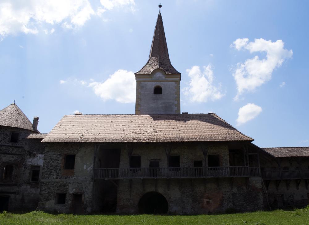 Sükösd-Bethlen-várkastély, Alsórákos
