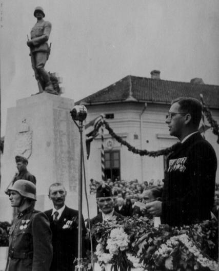 A horgosi (Csongrád vármegye, ma Délvidék) emlékművet hiába keressük, a jugoszlávok megsemmisítették
