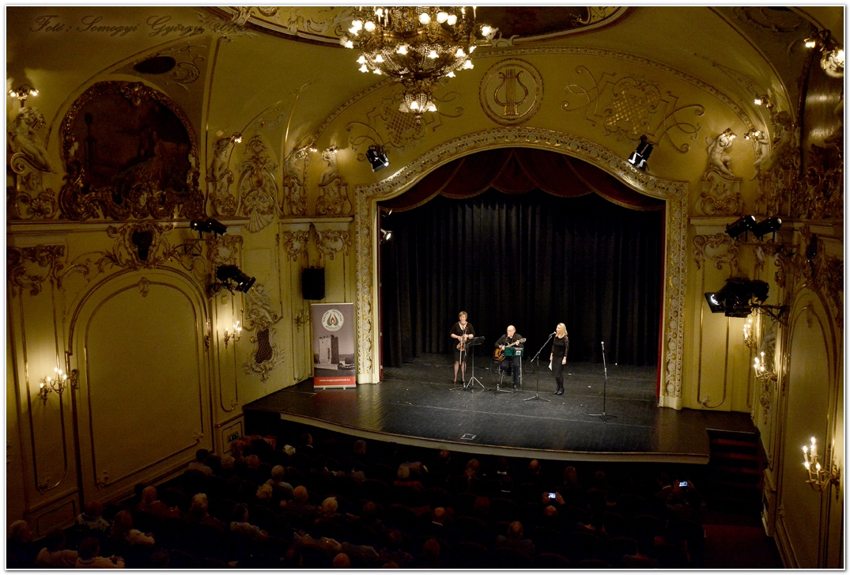 Jótékonysági koncert a Duna Palotában