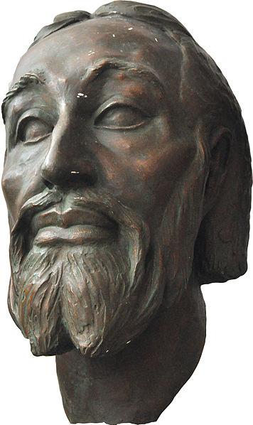 III. Béla király arcrekonstrukciója (Forrás: wikipédia)