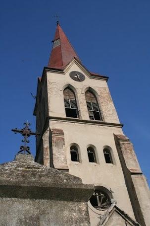 A nehéz sorsú petőci templom