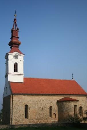 A szalánkeméni ortodox templom