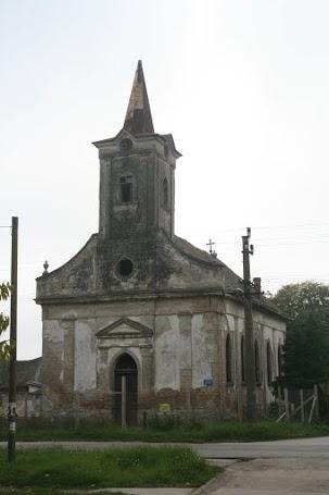 A titeli evangélikus templom