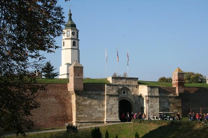 A nándorfehérvári vár
