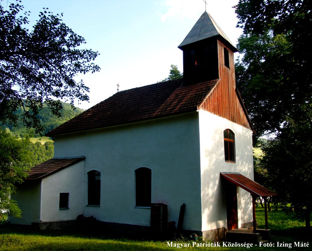 Az almásmezői Szent István-templom