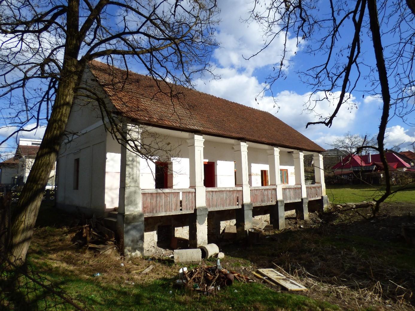2017: a leendő közösségi házért Magyarberkeszen