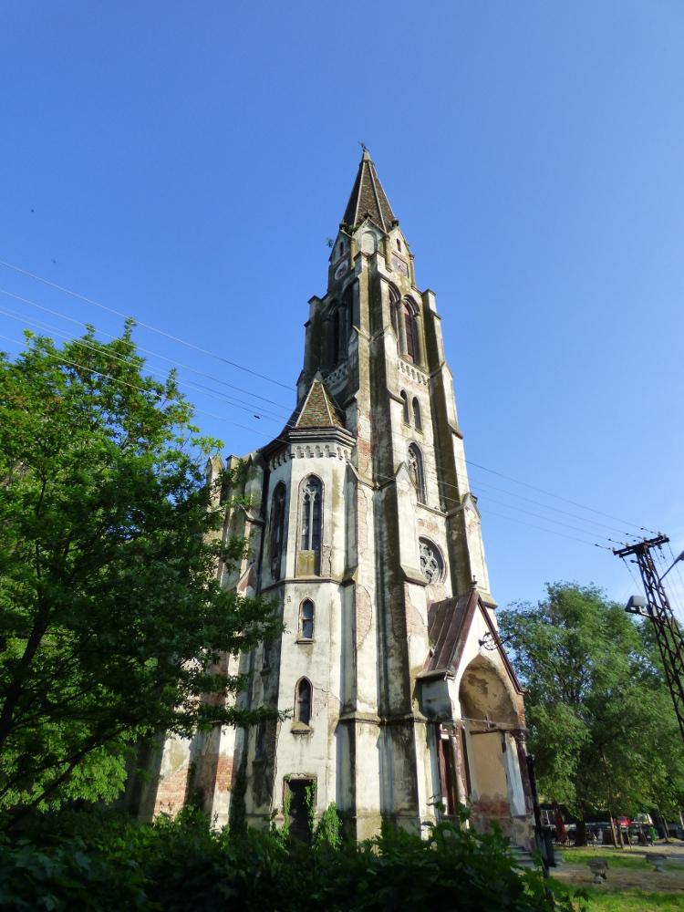 A módosi templom