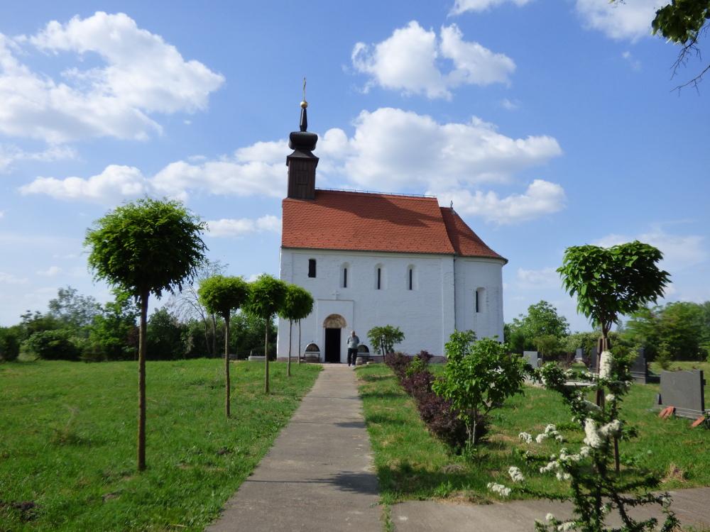 A kapornai templom