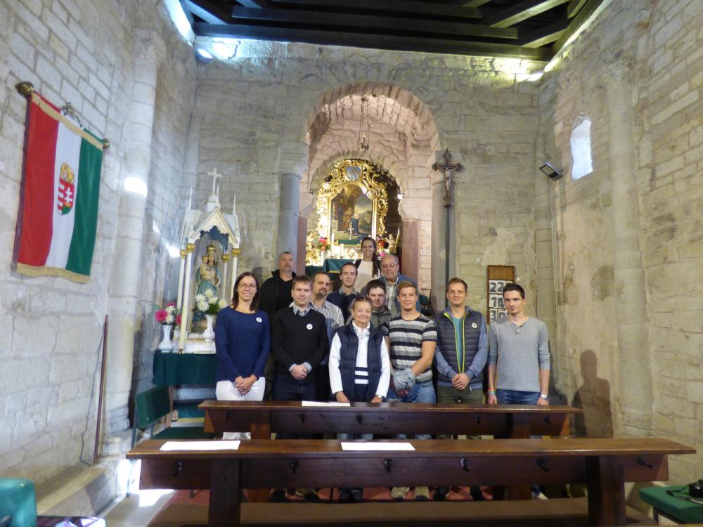 Tarnaszentmária temploma