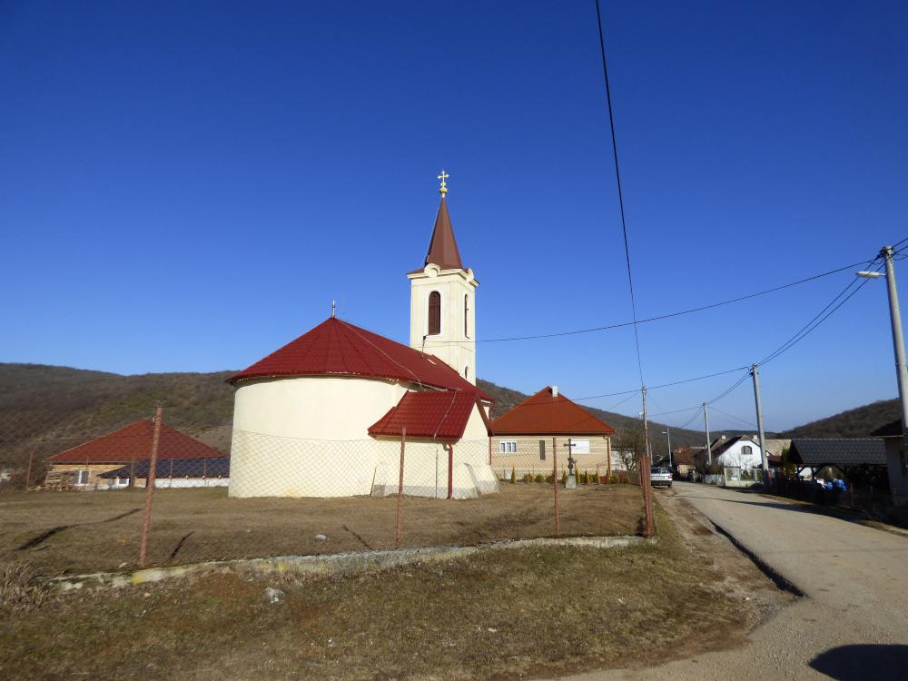 A kecsői katolikus templom
