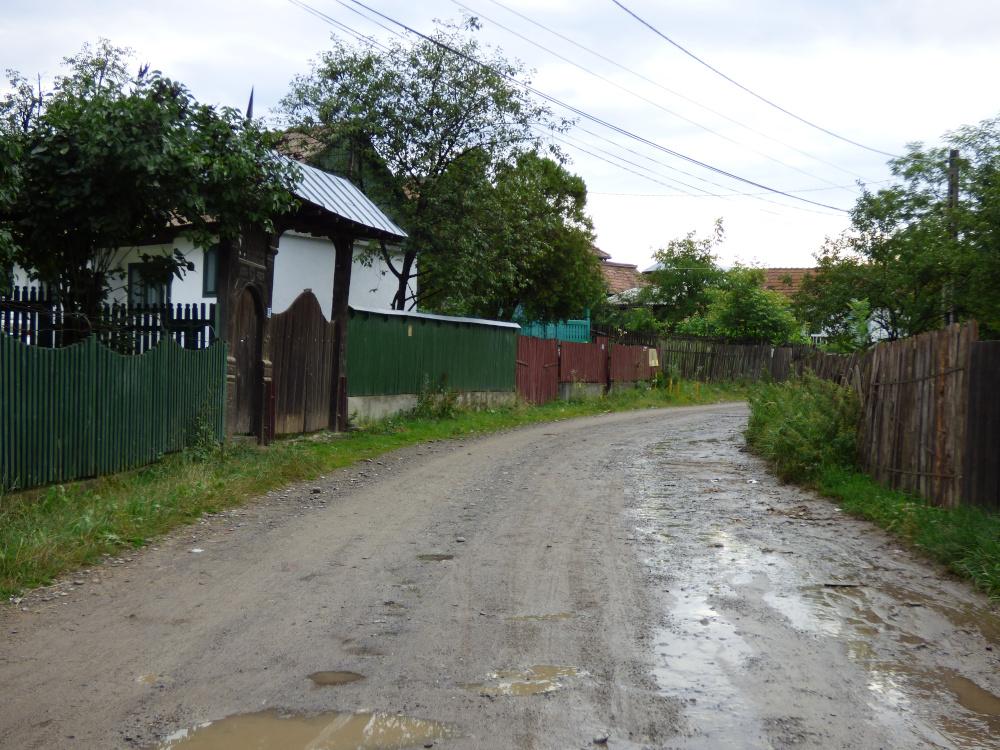 Utcakép Magyardormánban