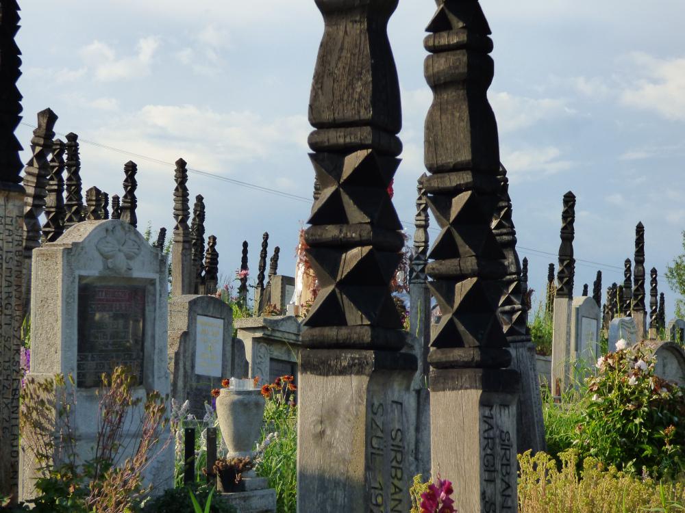 Az Apácai temetőben