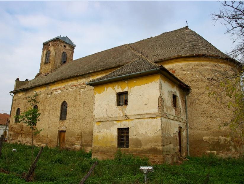 Párdány templomát is meg lehetne menteni