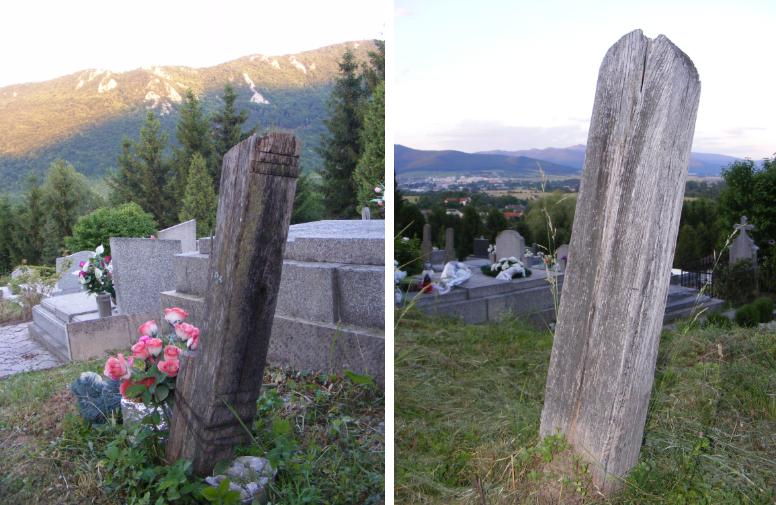 Berzéte temetője
