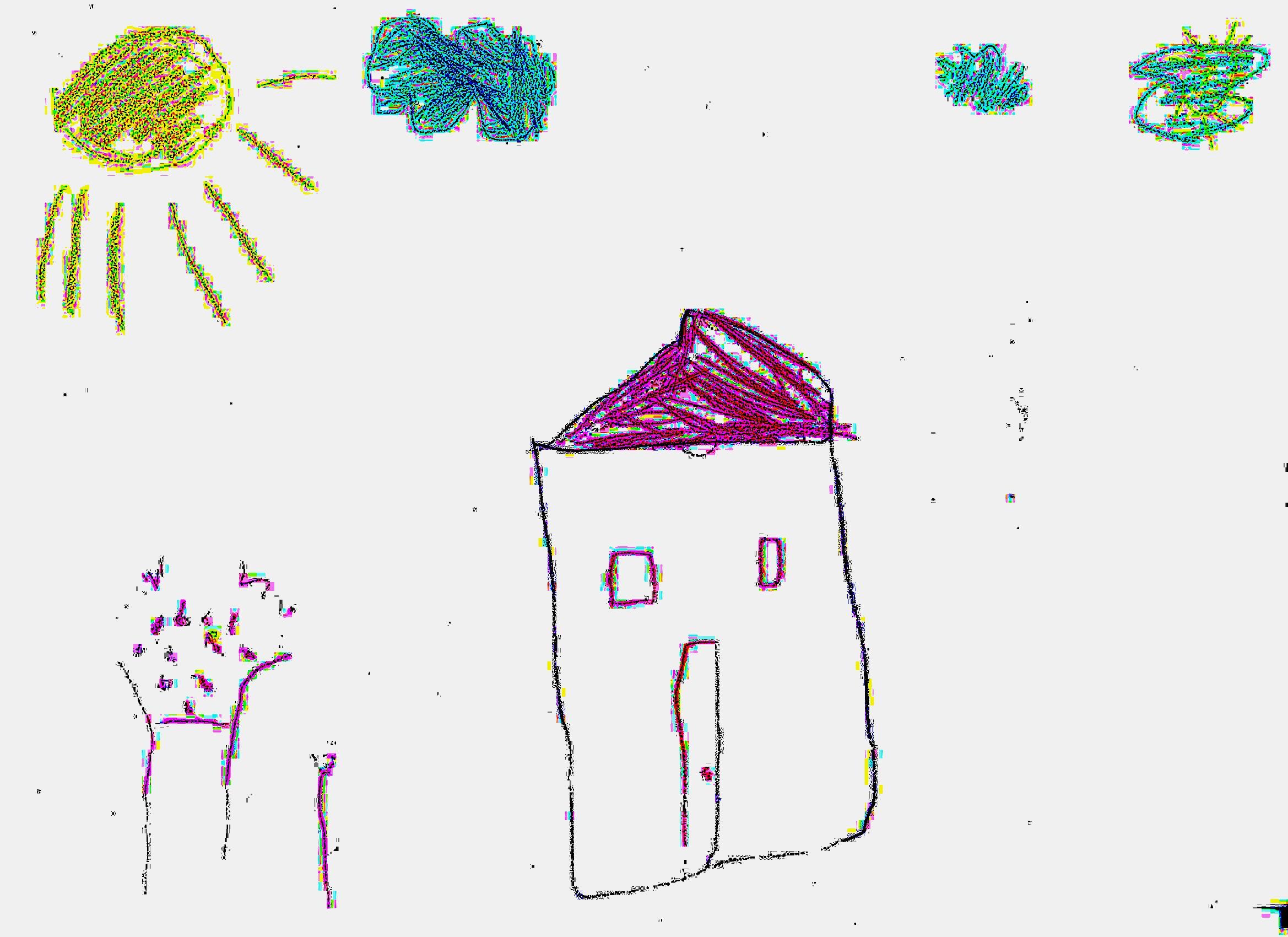 Hodánics Anna-Mária rajza