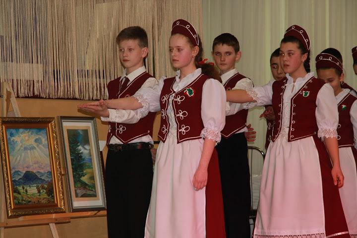 Huszti magyar iskolások (Kép: Izing Máté)