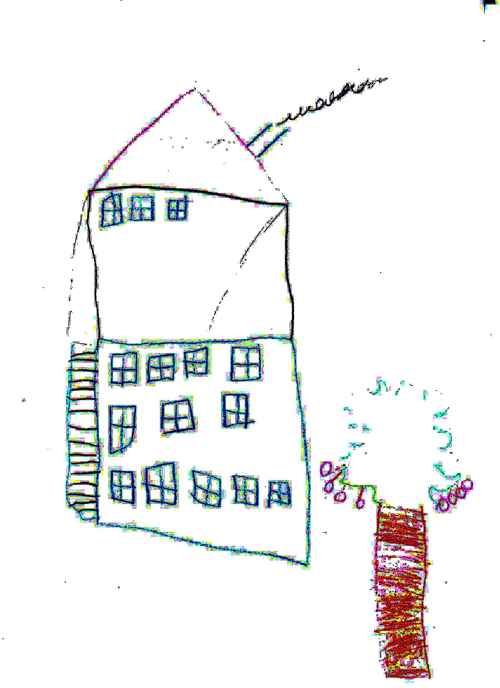 Kákánecz Makszim rajza