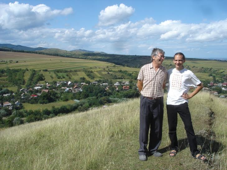 Duma István-András (b) és Lengyel László (j)