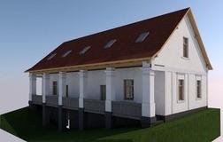 A magyar ház látványterve