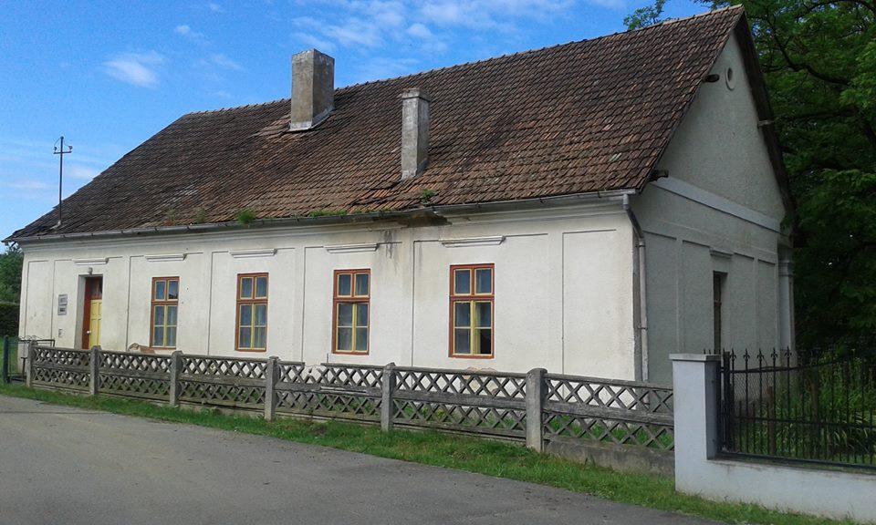 A régi református iskola Magyarberkeszen kővárvidéki magyar szórványközpontként születne újjá