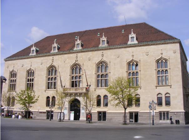 A Magyarság Háza épülete