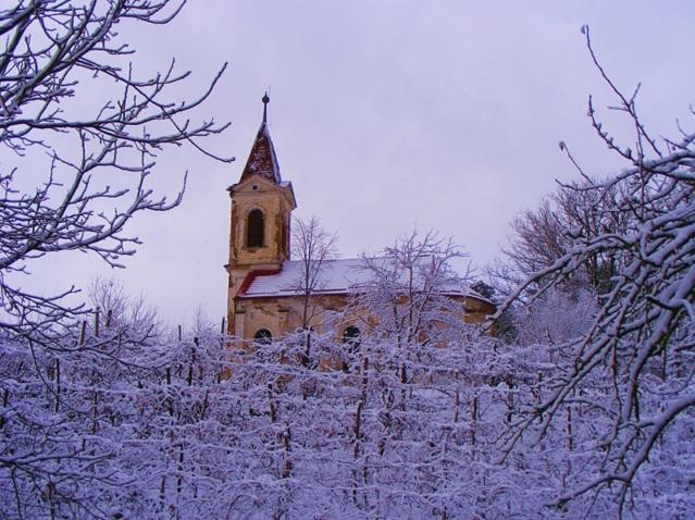 Az elhagyott nagyilondai templom