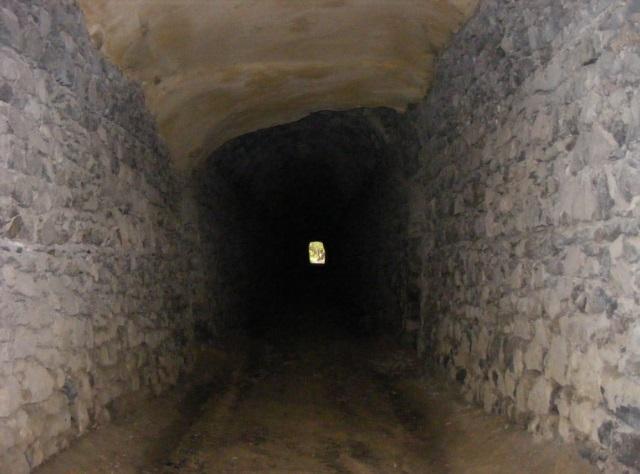 Megtaláltuk a Prof. Krepuska Géza bányáihoz egykor vezetett erdei vasút alagútját