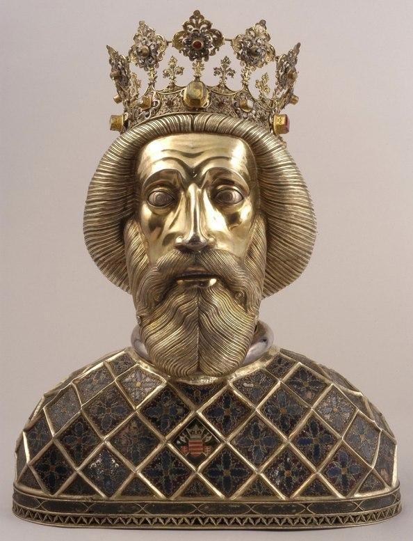 Szent László király hermája (Forrás: http://tortenelemportal.hu/2013/06/szent-laszlo-kormenet-gyor-250/)